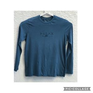 Tommy Bahama Relax Logo  Cotton T Shirt Men's Sz M